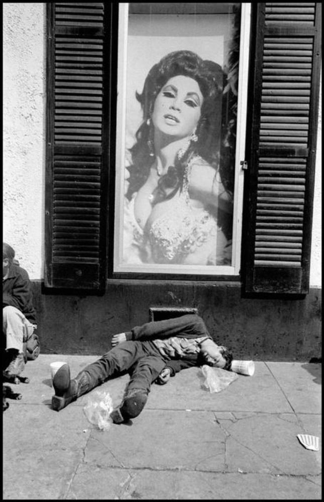 Bruce Gilden - New Orleans, 1974