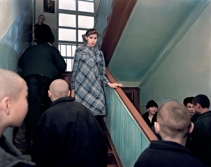 Siberian prison camp by Carl de Keyzer, Krasnoyarsk region '2000 - 2002 (Part I)