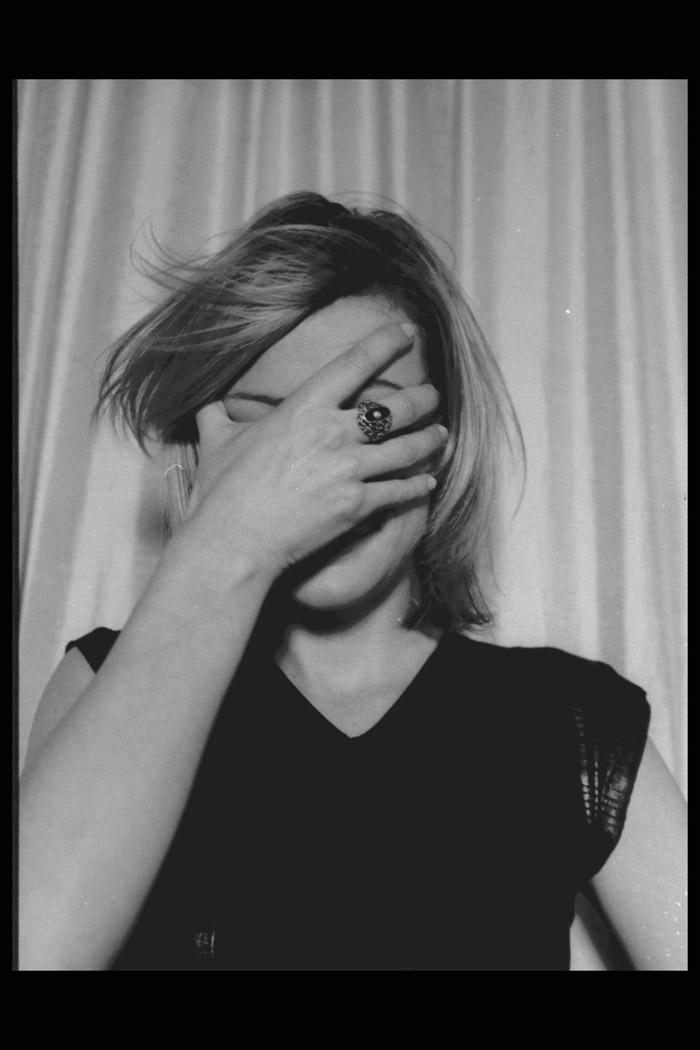 Cate Blanchett by Kim Andreolli '1999