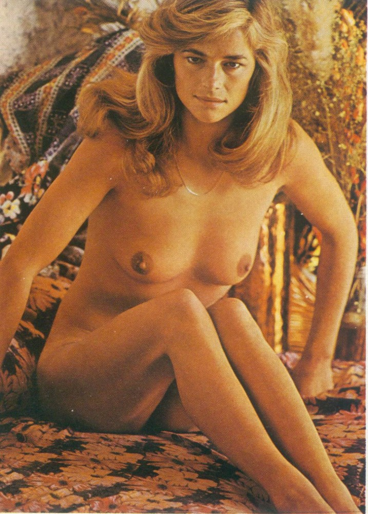 Charlotte Rampling nude 1