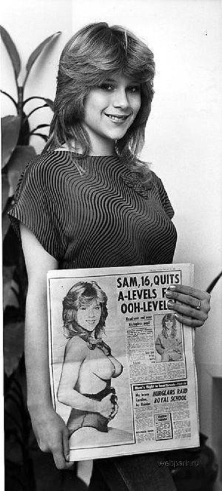 Samantha Fox '1983