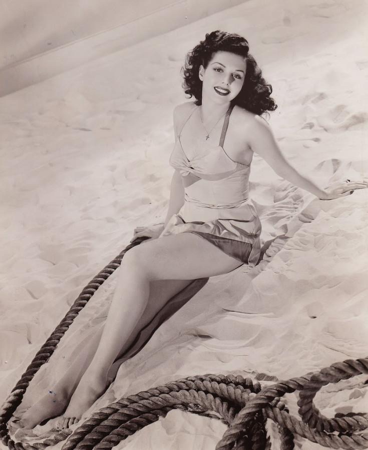 Ann Miller - c.1943