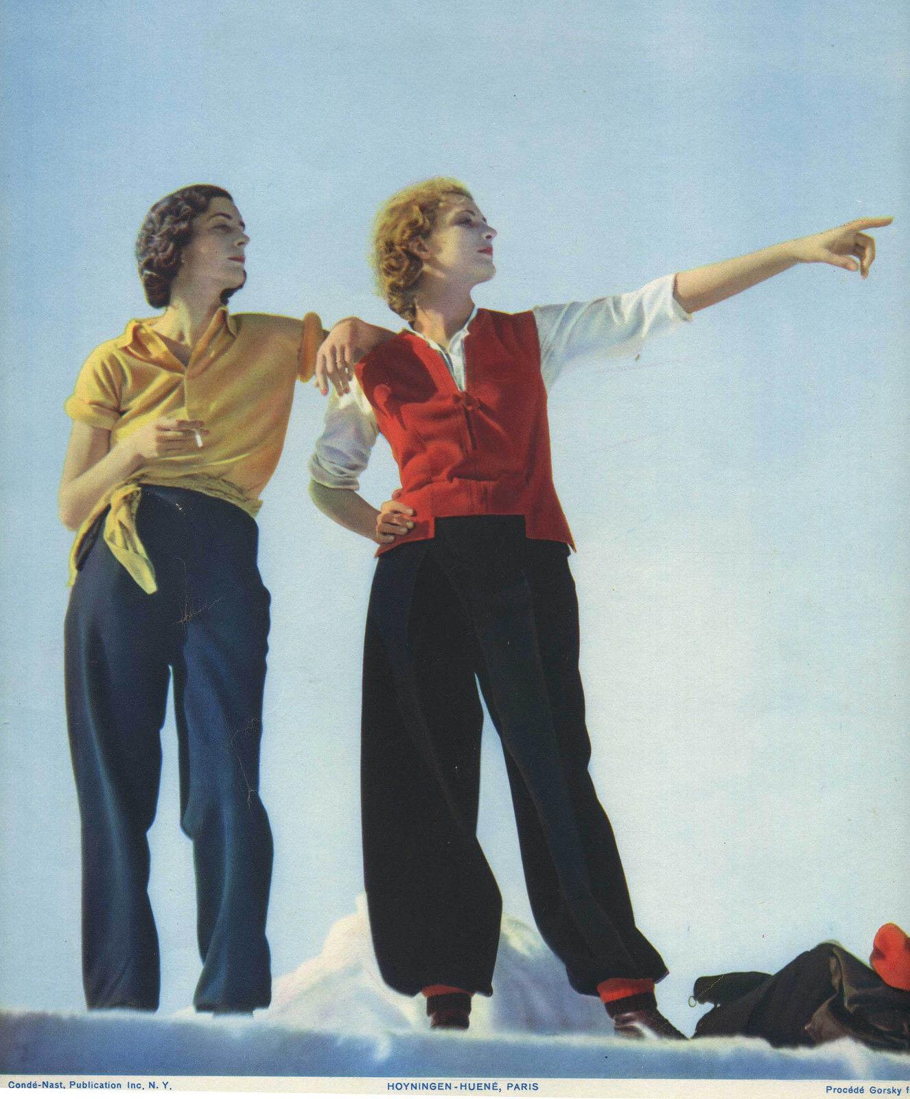 HOYNINGEN-HUENE-Conde-Nast-Procede-Gorsky-1930