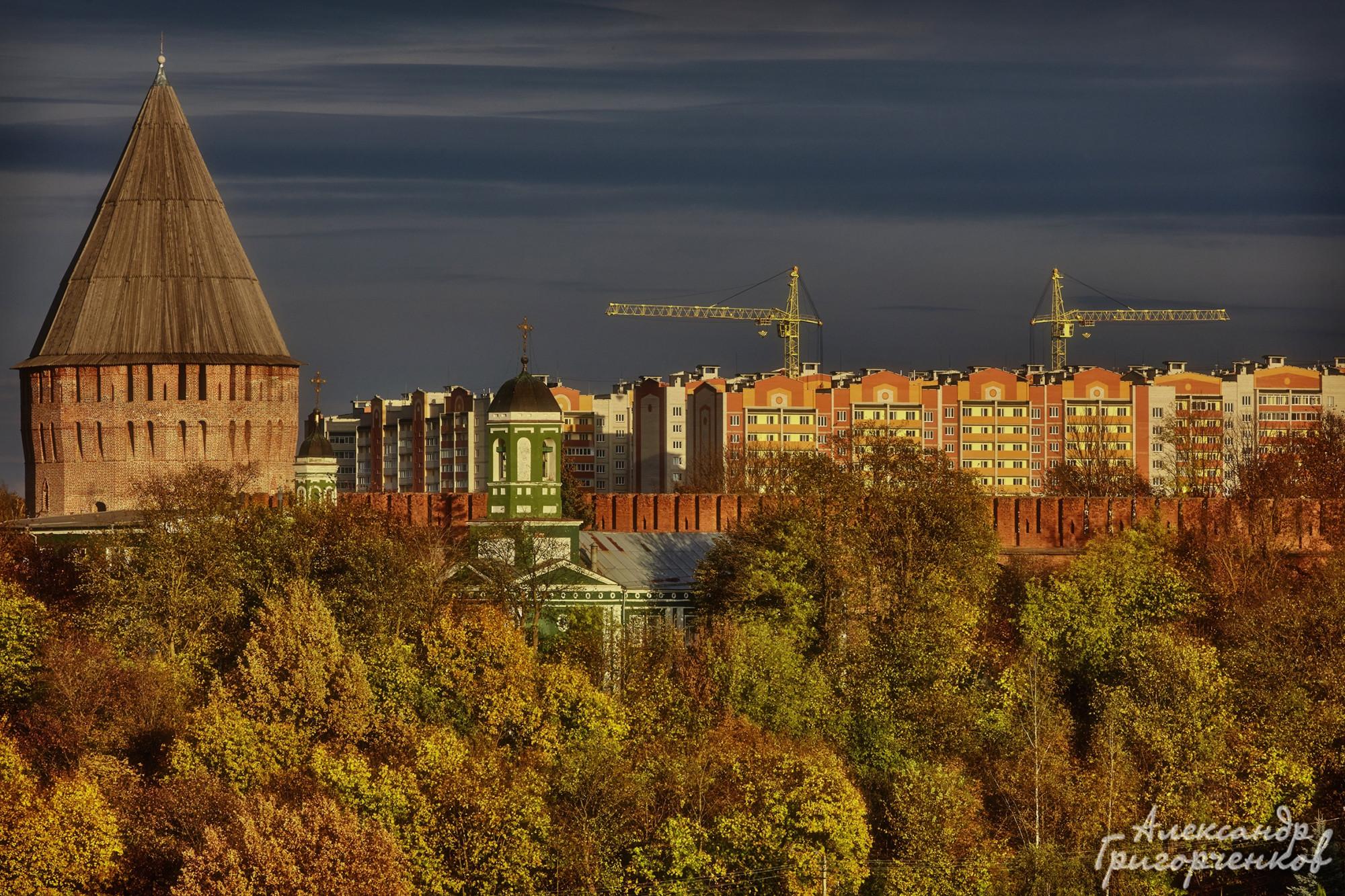Убитый Смоленск Смоленск,skyline,Фотоискусство