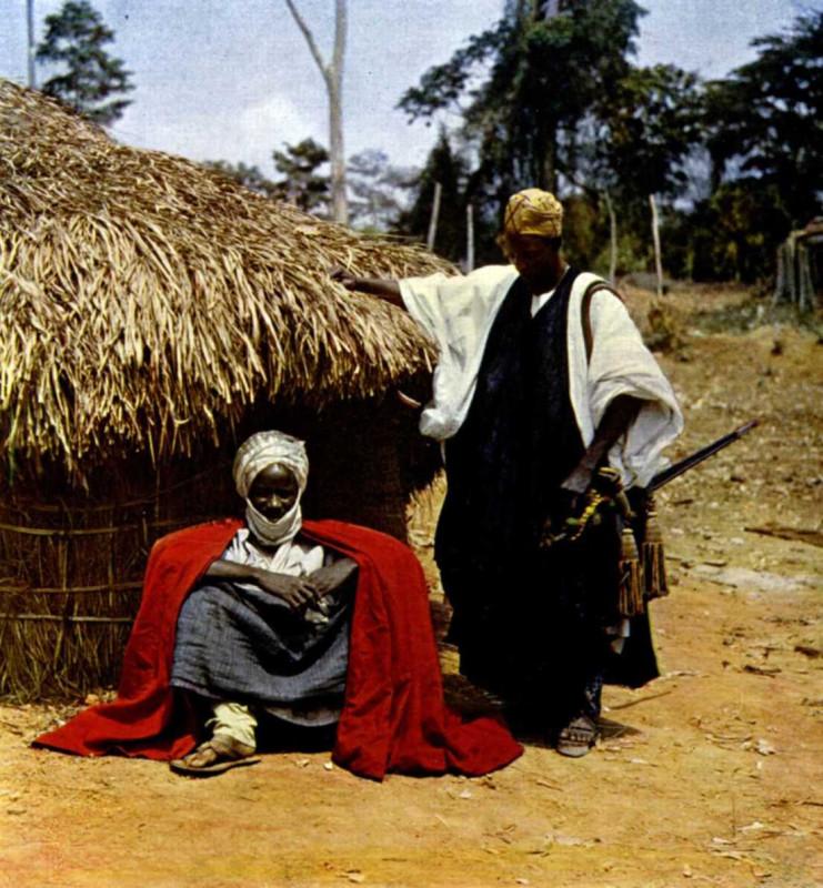1910 Того Аборигены
