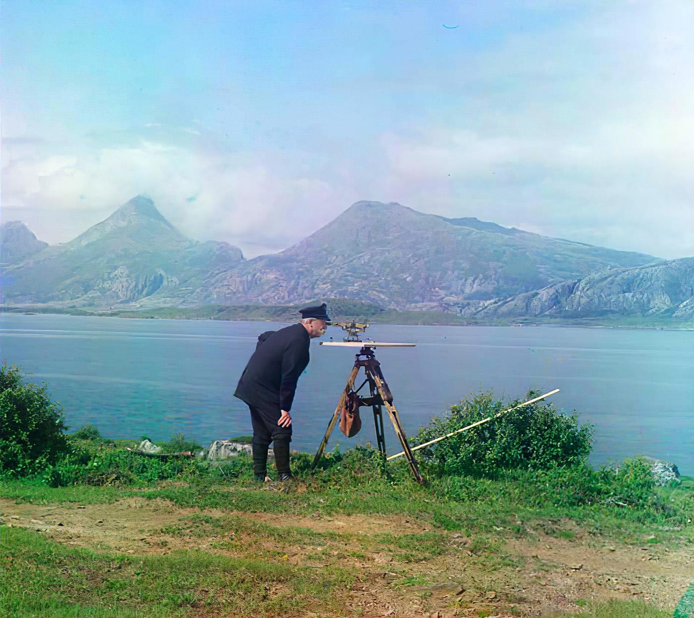 1910 Норвегия, Адольф Мите
