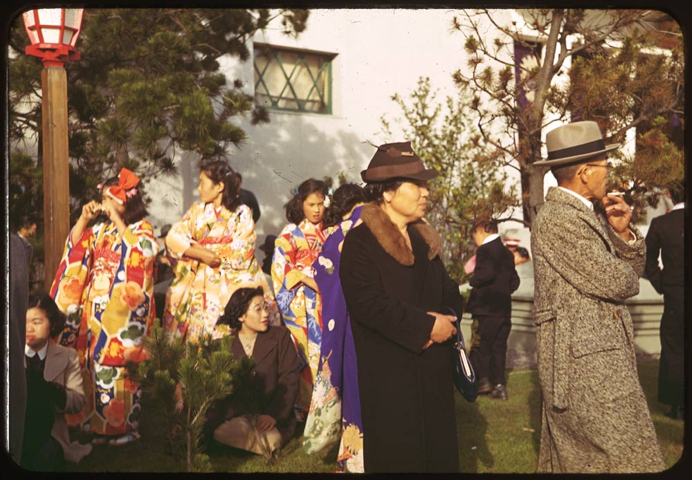 1940 Japanese Day at San Francisco Fair