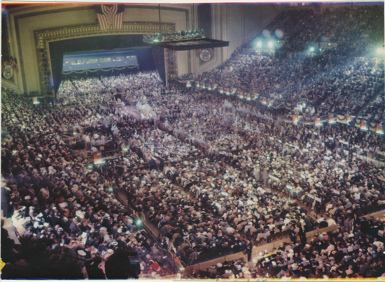 1940 Republican Convention by Harry Warnecke