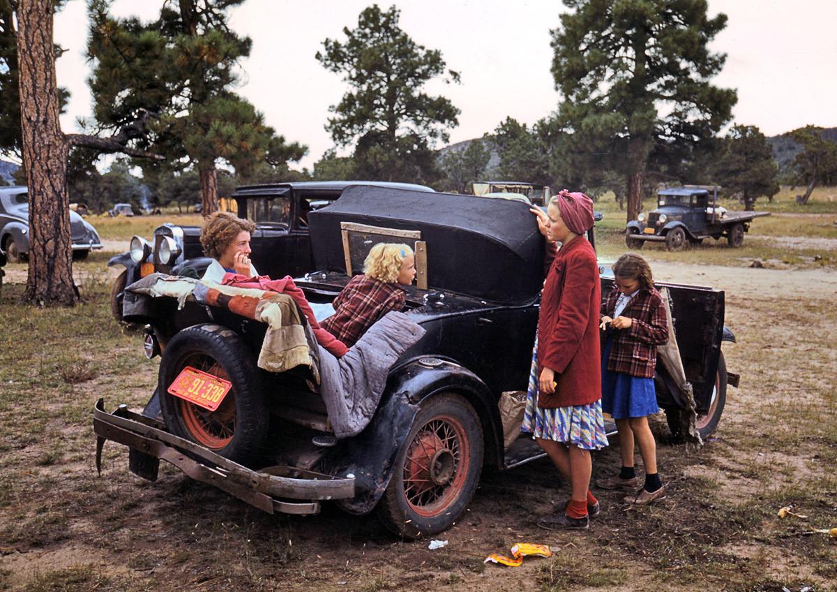 1940 Pie Town fair New Mexico
