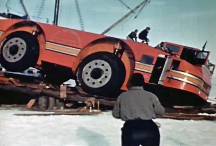 1940 Antarctic Snow Cruiser