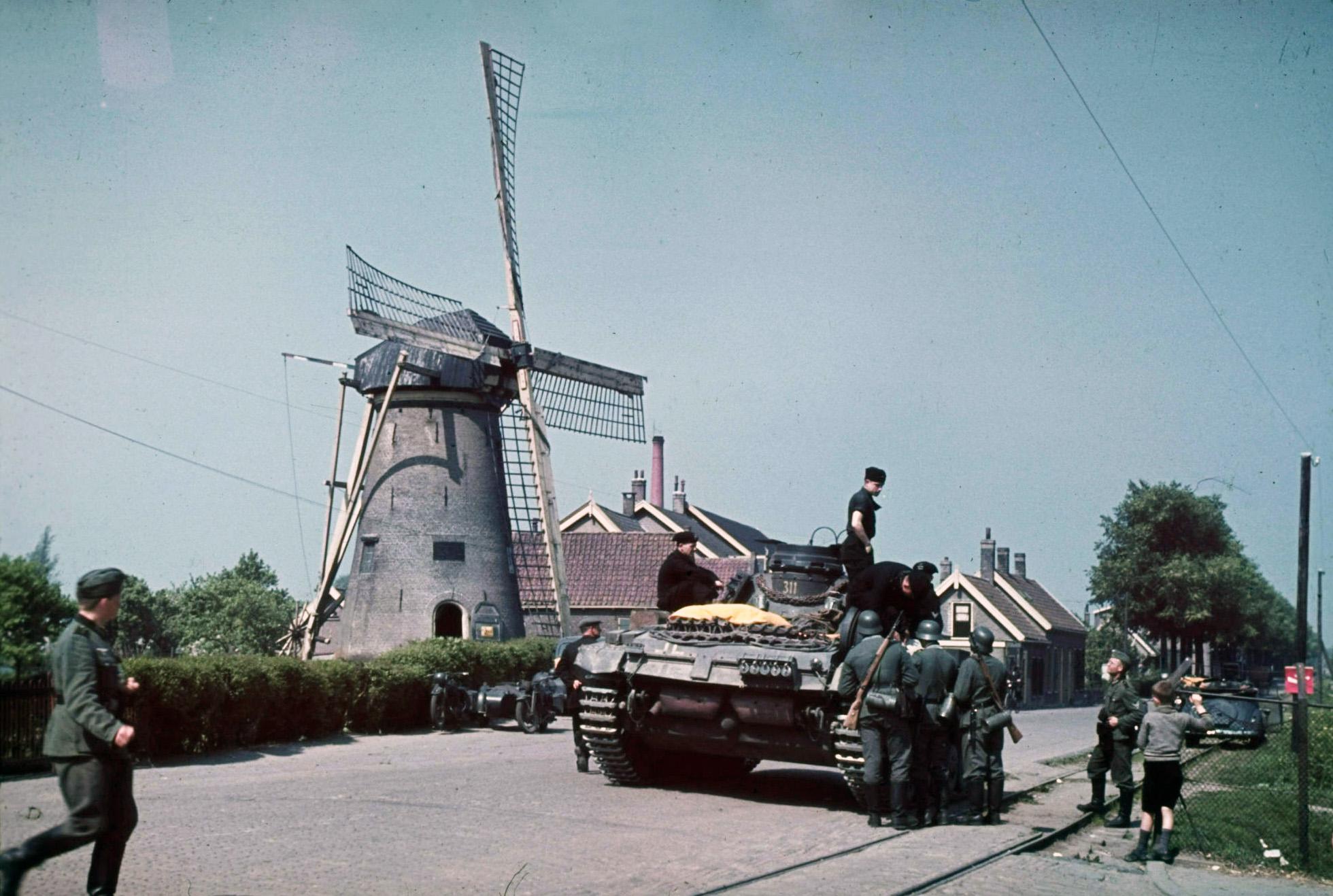 1940 Holland