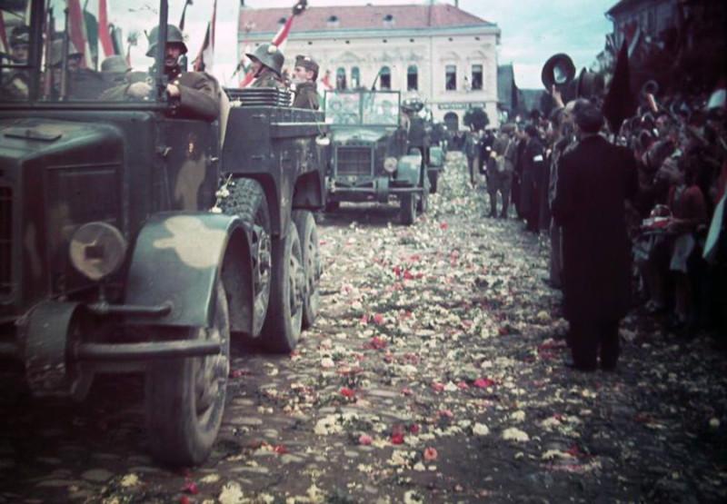 1940 Transylvania, Targu Secuiesc