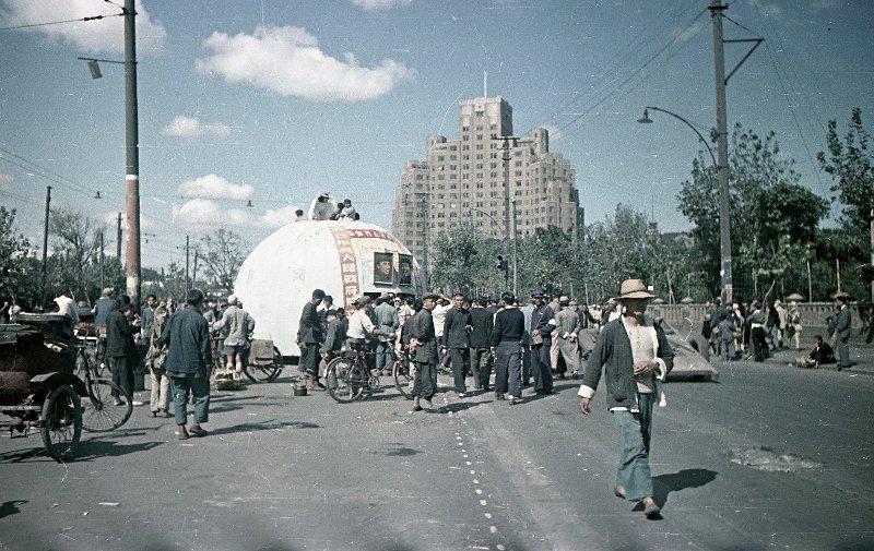 1949 Shanghai. Микоша4