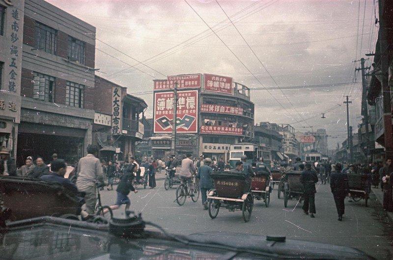1949 Shanghai. Микоша5