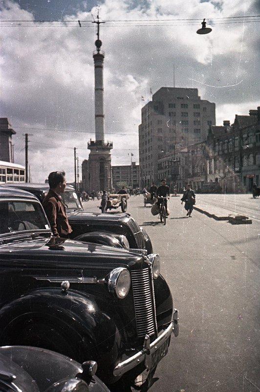1949 Shanghai. Микоша7
