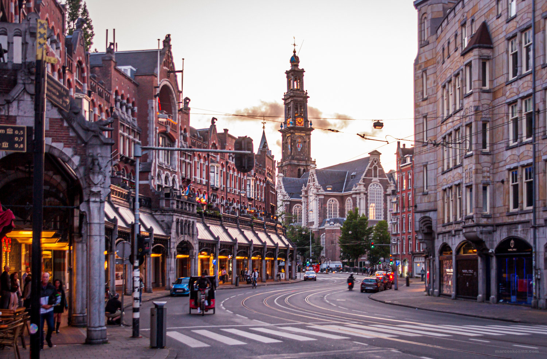 1940 may Raadhuisstraat in Amsterdam Hustinx2
