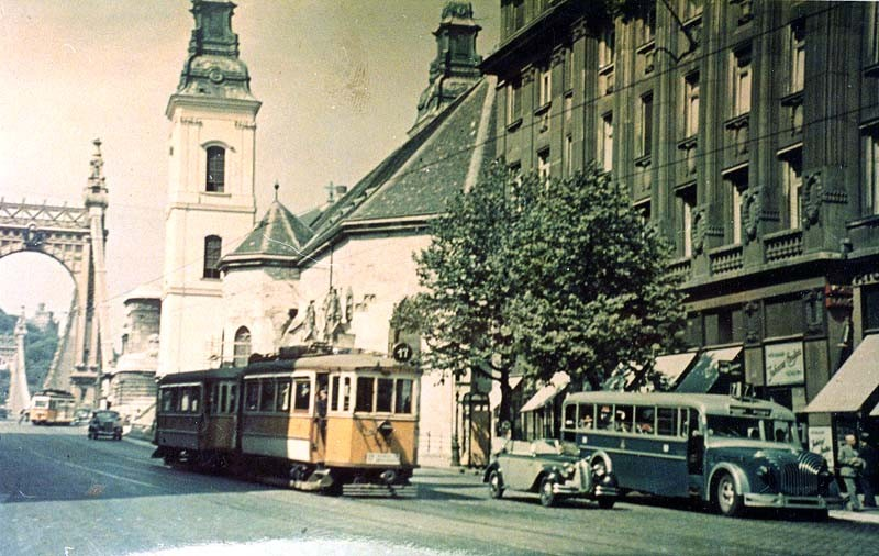 1940c Budapest