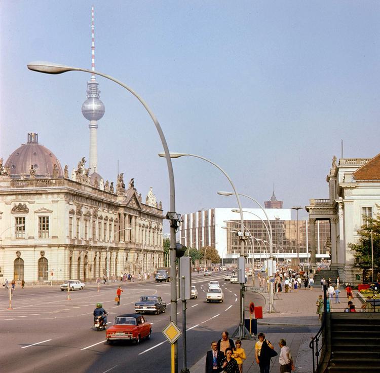 1970 Berlin Palast der Republik