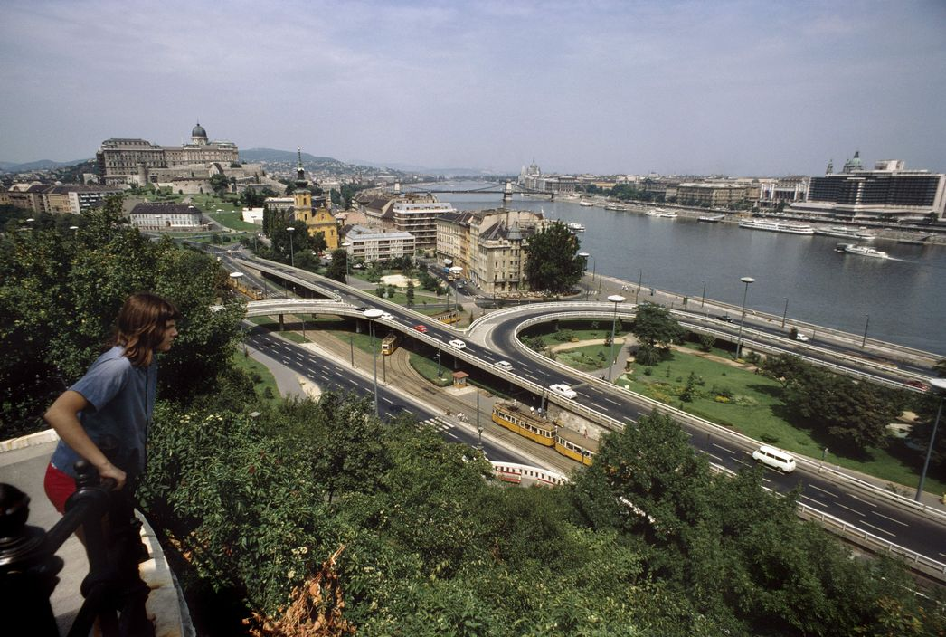 1970 Budapest by George Rodger