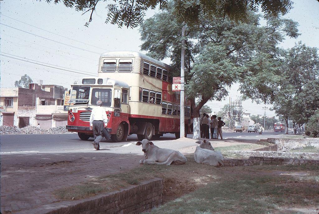 1970 Delhi Leyland