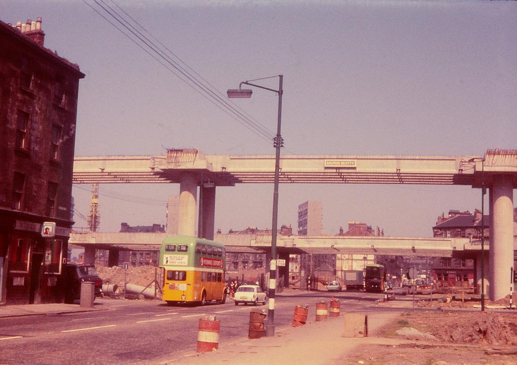1970 Glasgow Garscube Road