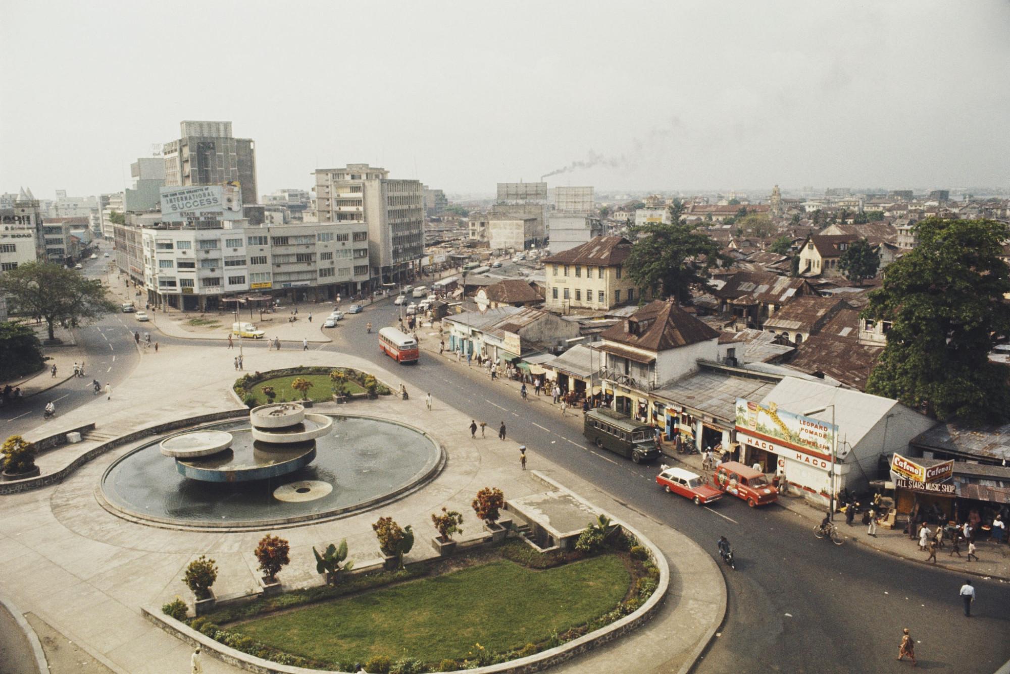 1970 Lagos Tinubu Square