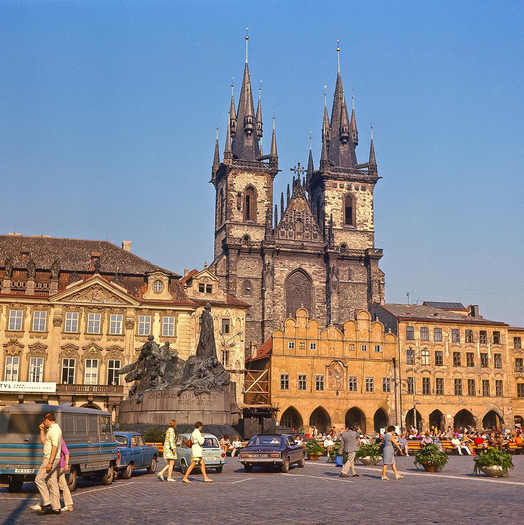 1970 Prague