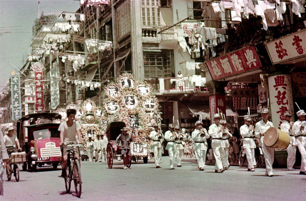 1950 Hong Kong