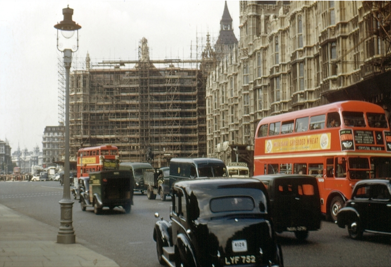 1950 London, Abingdon Street