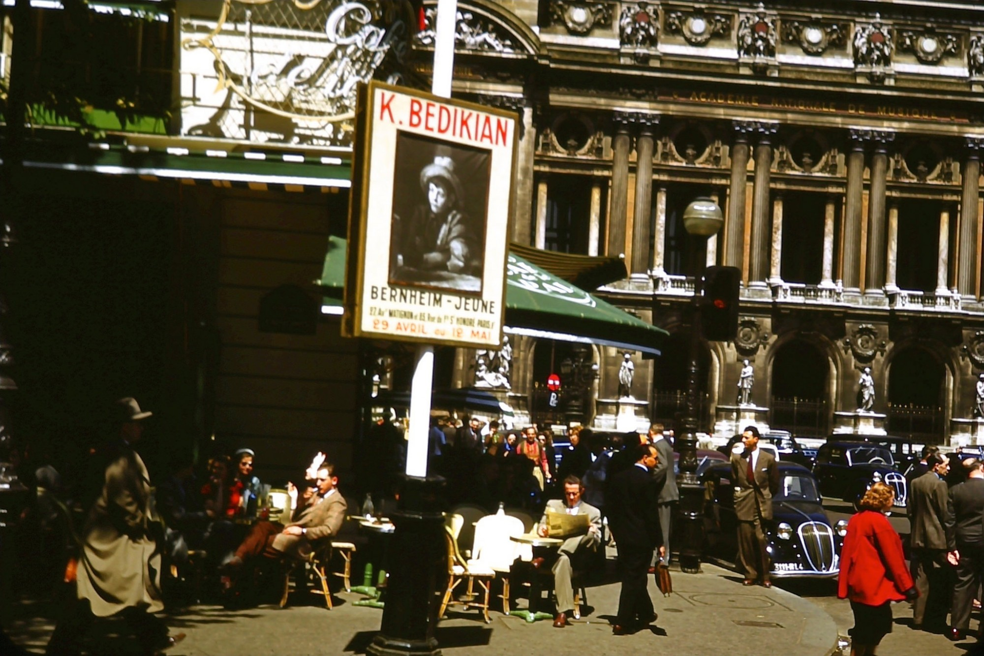 1950 Paris Opera2