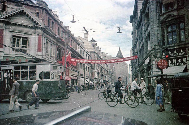 1950 Shanghai. Микоша3