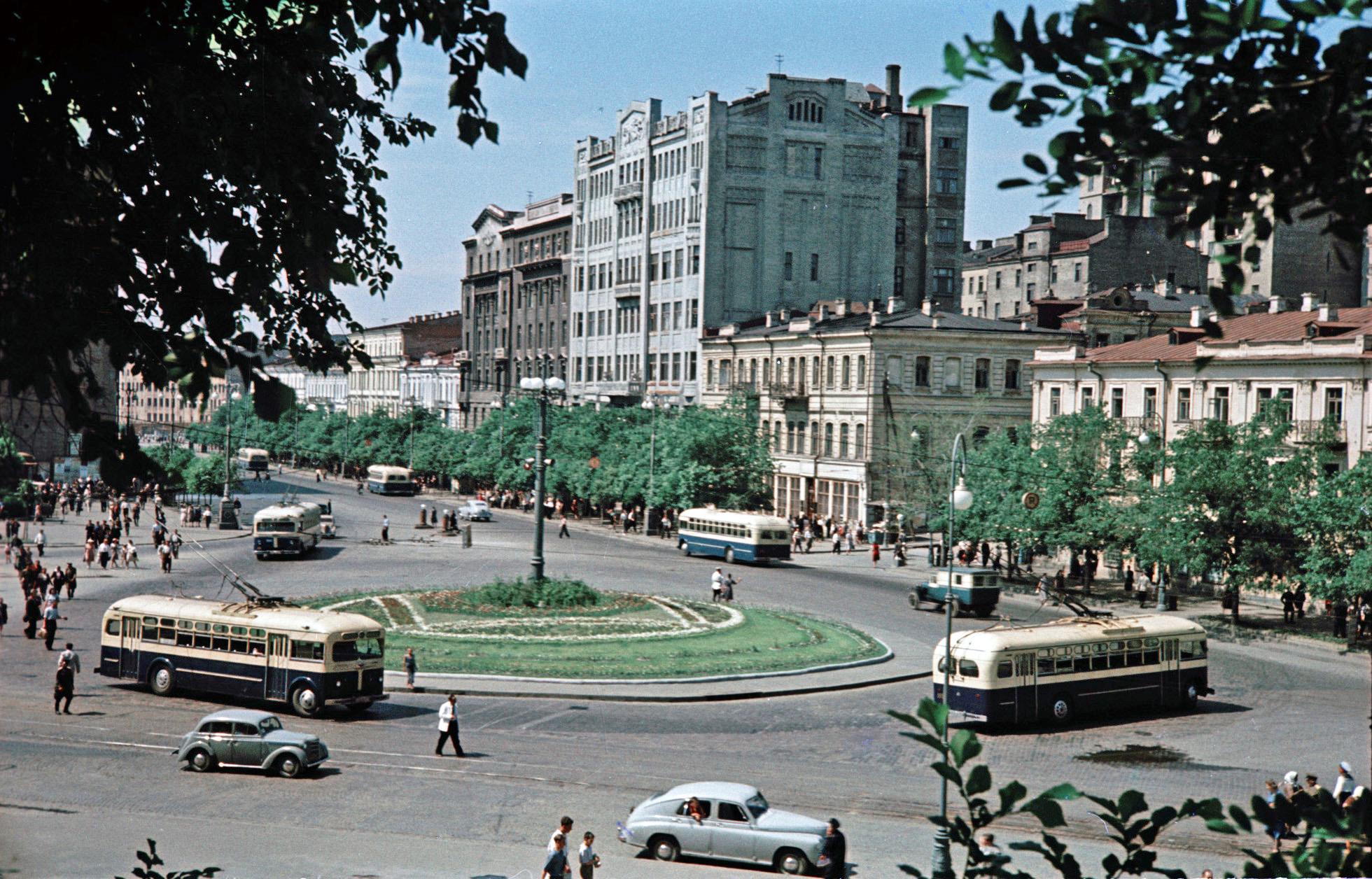 1950 Киев. Фридлянд