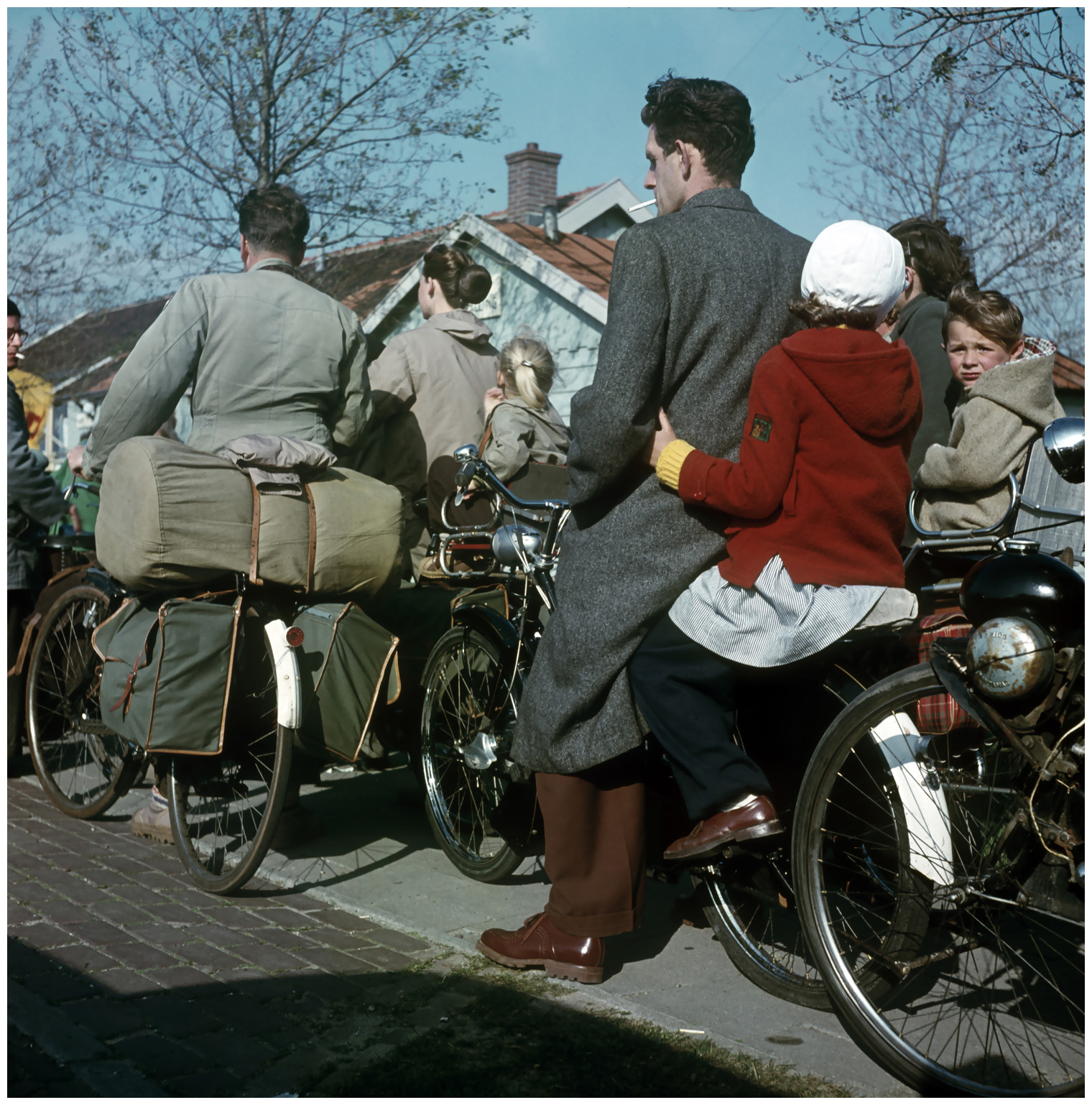 1950c in Maassluis NL by Victor Meeussen