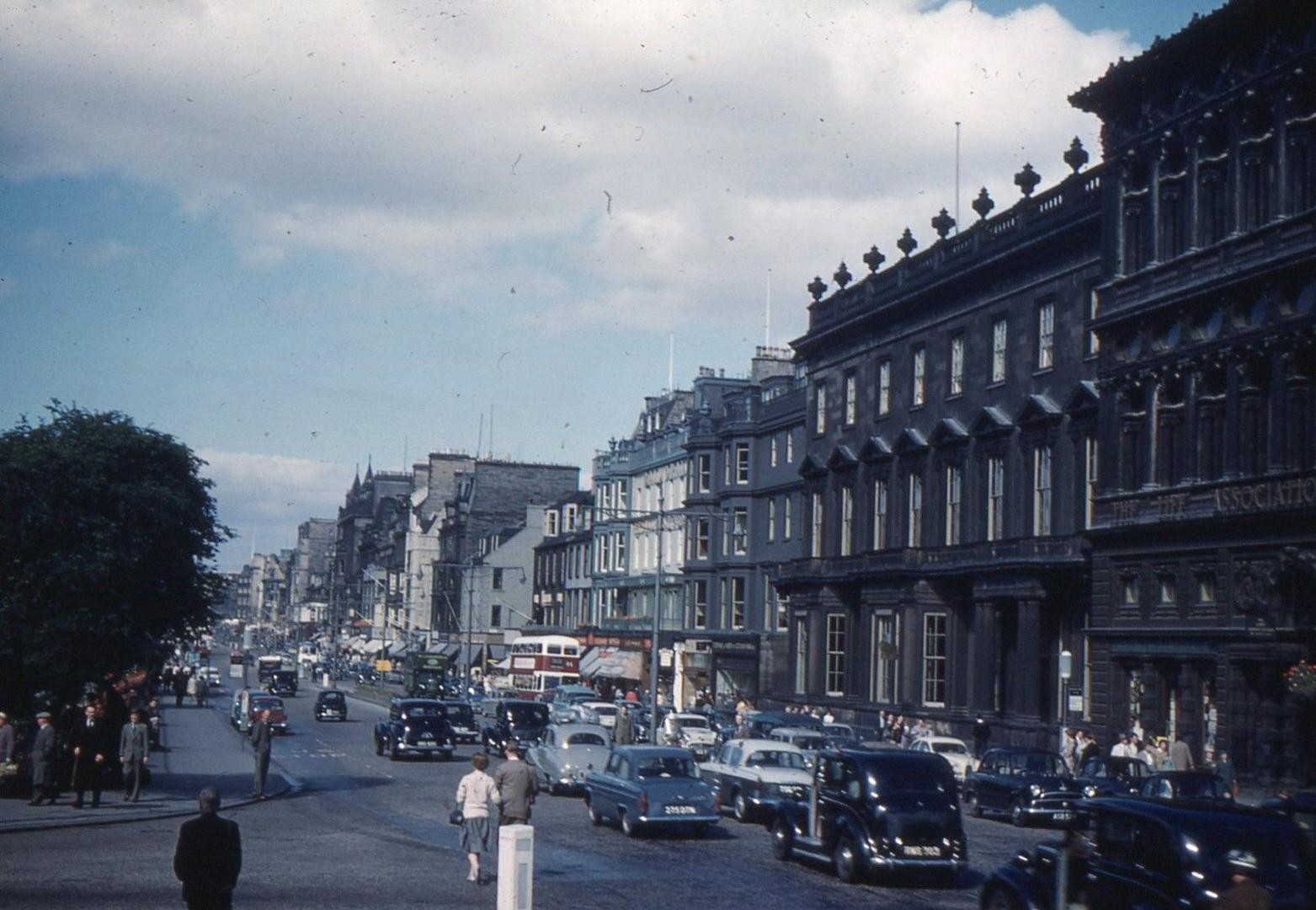 1960 Edinburgh