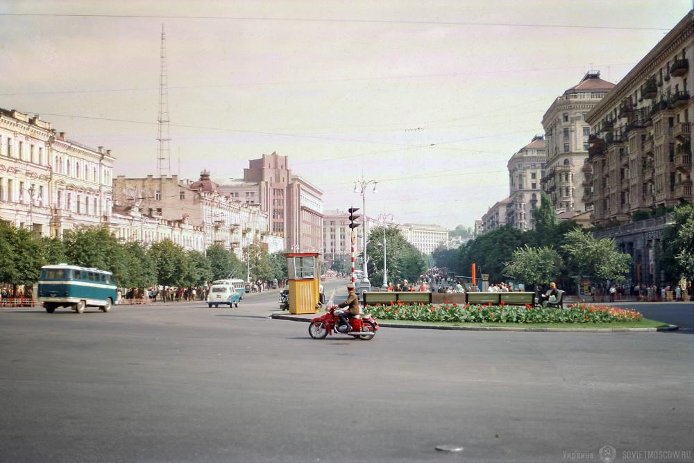 1960 Крещатик