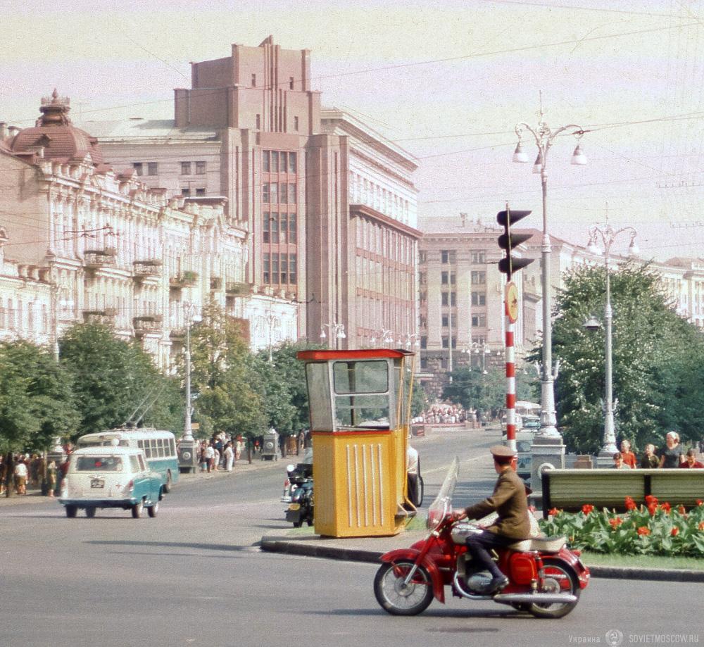1960 Крещатик1
