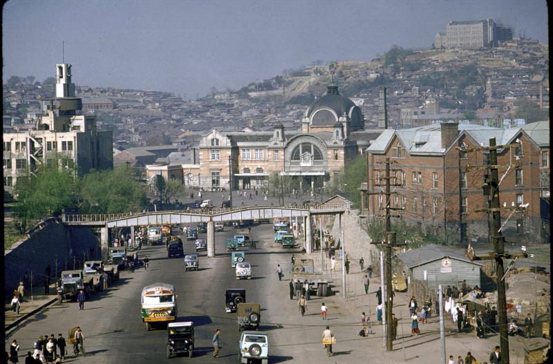 1960c Seoul by John Dominis