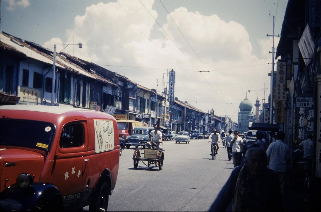 1960c Singapore