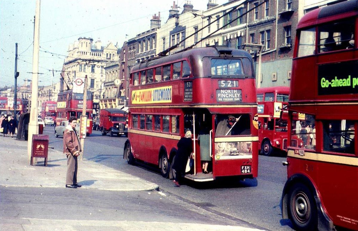 1960 London Holloway Road