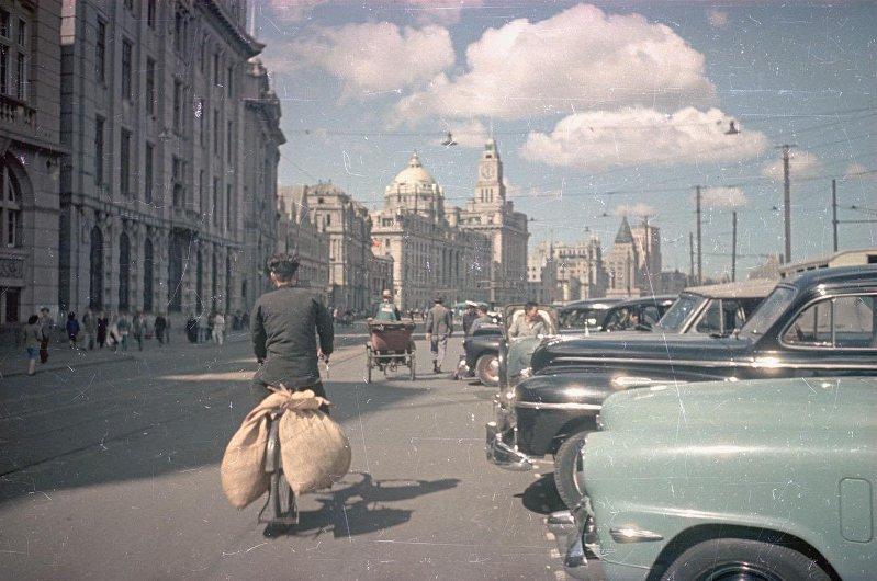 1949-50 Shanghai. Микоша