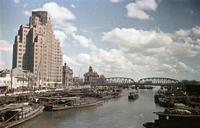 1949-50 Shanghai. Микоша2