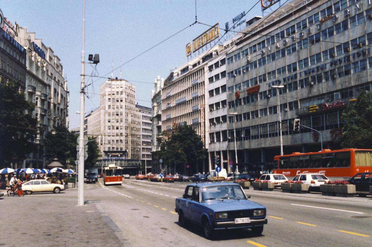 1990 Belgrade