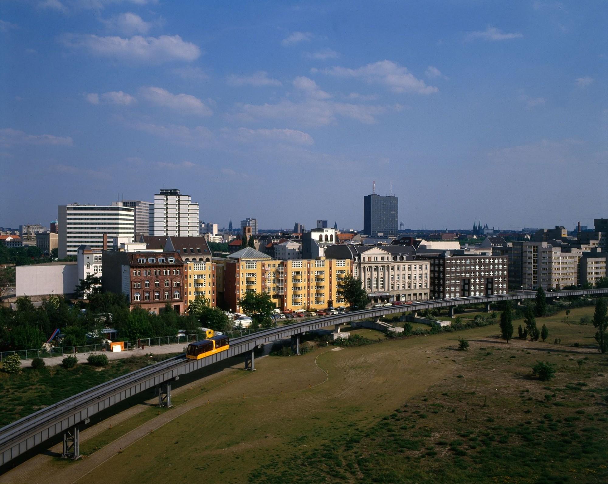 1990 Berlin Maglev