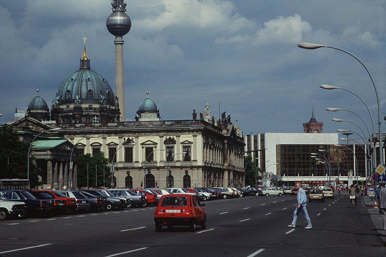 1990 Berlin Unter