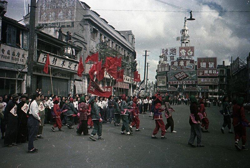 1949-50 Shanghai. Микоша4
