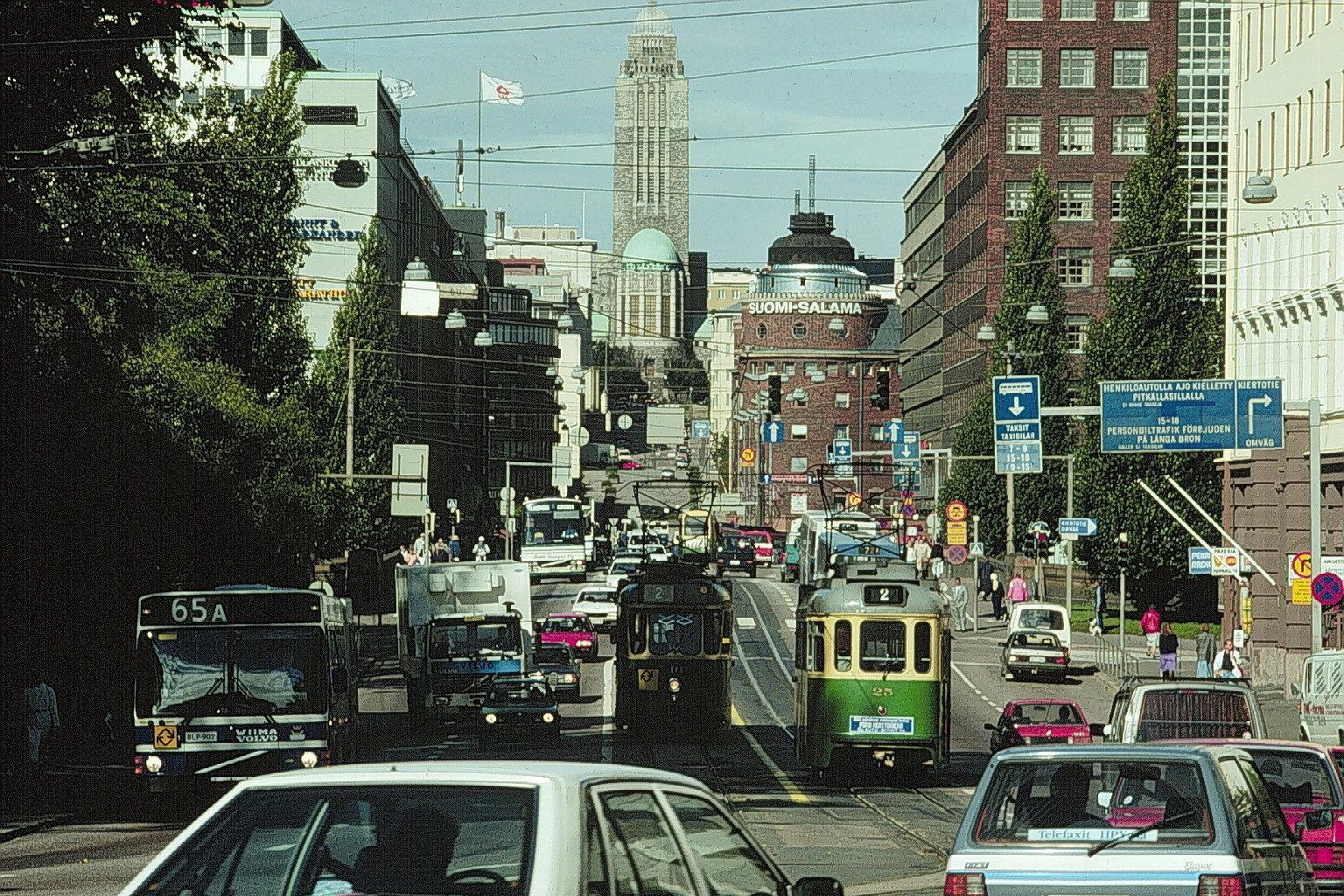 1990 Helsinki