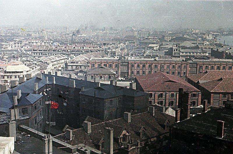 1949-50 Shanghai. Микоша5