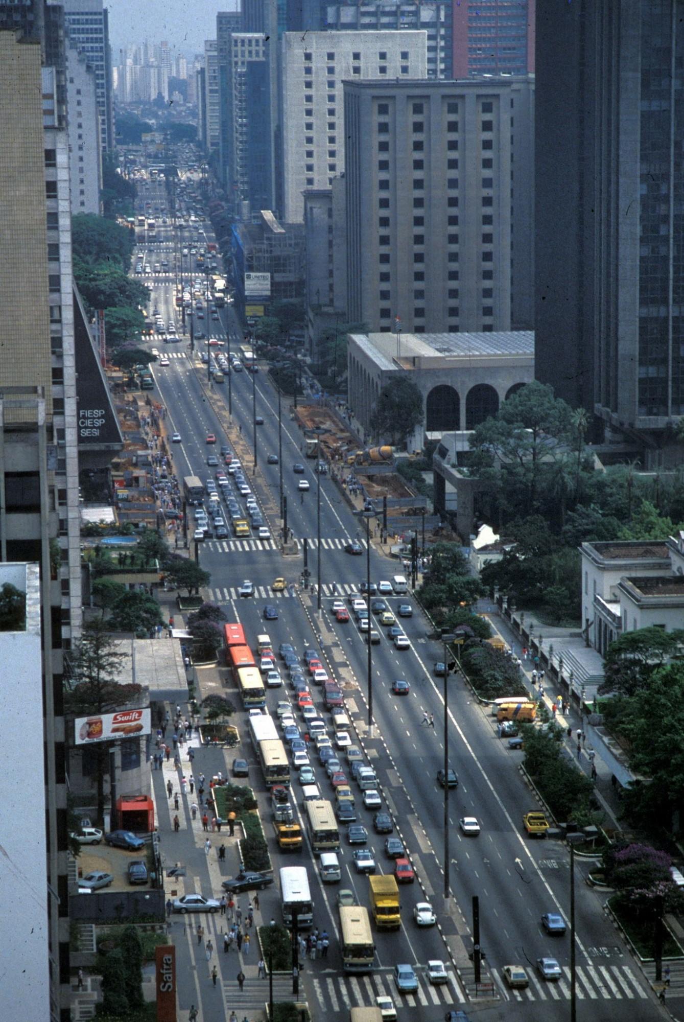 1990 Sao Paulo