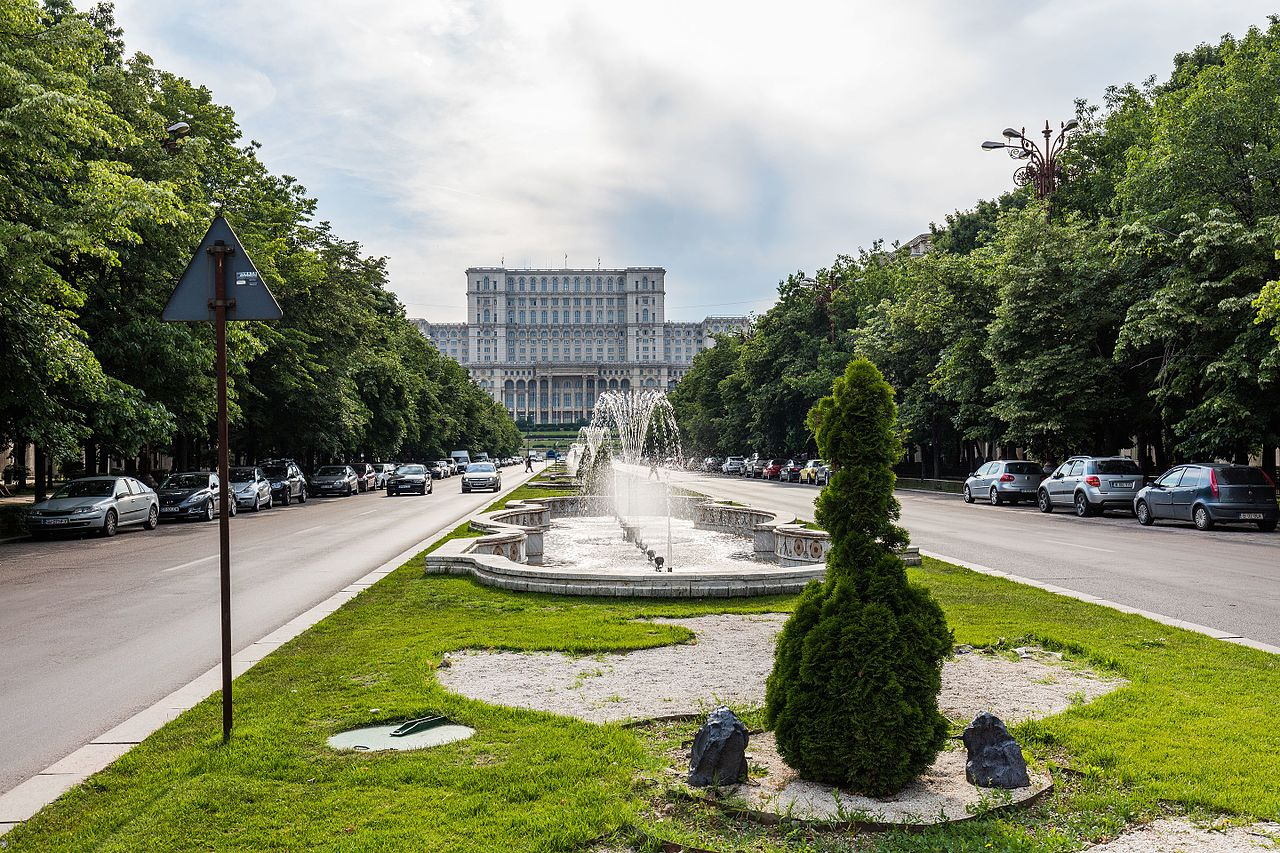 1990 Bucharest 2016