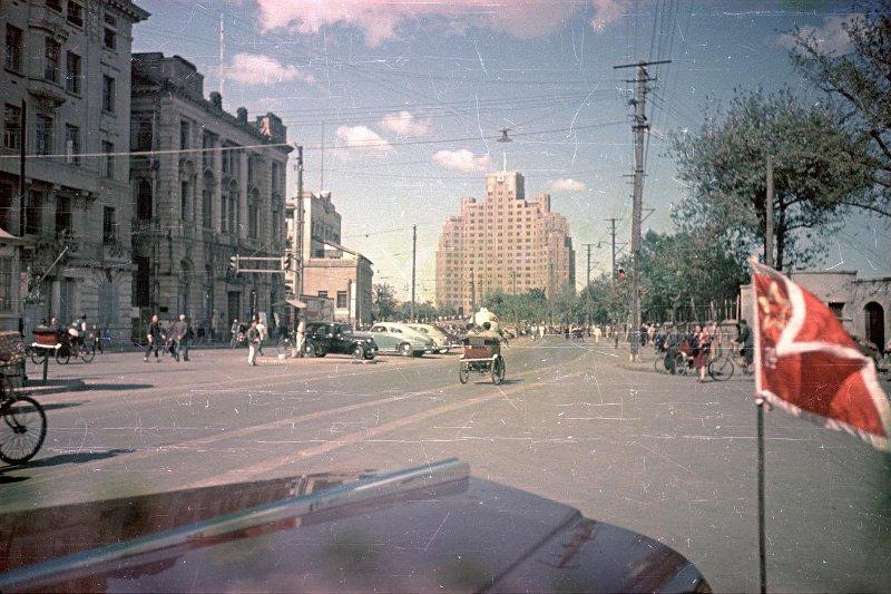 1949-50 Shanghai. Микоша8